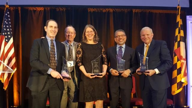 Adrian Washington Award